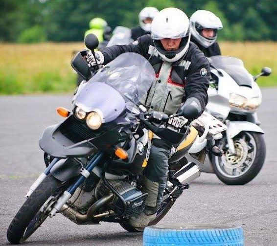 Motopark Ułęż – szkolenie – sytuacje awaryjne